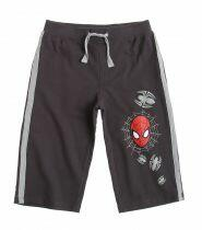 Spiderman - Sweatshorts grå