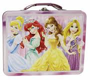 Disney Princess - Tinbox lilla