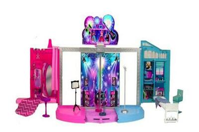 Barbie - Stage Playset