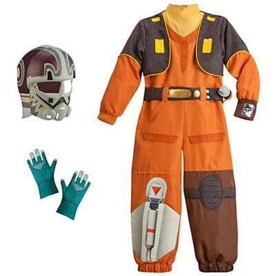 Star Wars Rebels - Ezra dragt 7-8 år