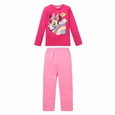 Disney Minnie Pyjamas Pink