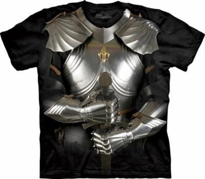 The Mountain T-shirt, Body Armor