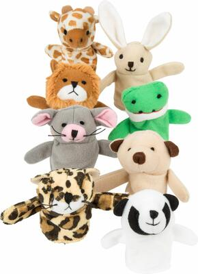 Smallfoot Finger Puppets Animals