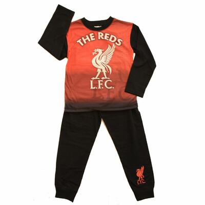 Liverpool FC Pyjamas, The Reds