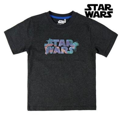 Star Wars Kortærmet T-Shirt Black
