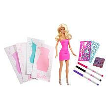 Barbie Modedesigner