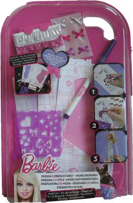 Barbie Modedesigner Refill Kit