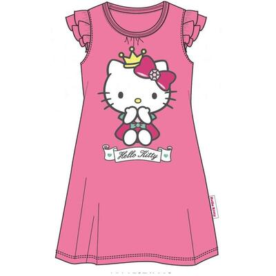 Hello Kitty Natkjole i Pink