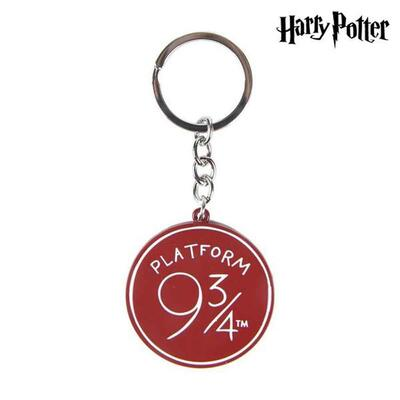 Harry Potter Nøglering Metal