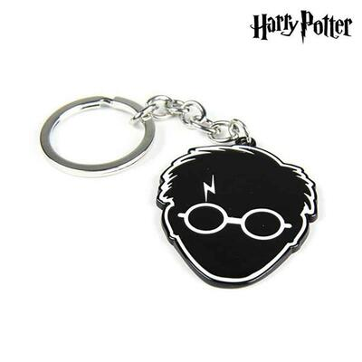 Nøglering Harry Potter metal
