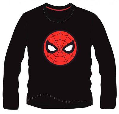 Spiderman t-shirt med vendbart motiv