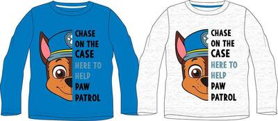 Paw Patrol t-shirt Chase on the case