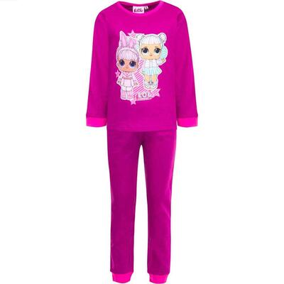 L.O.L. Surprise pyjamas dark pink