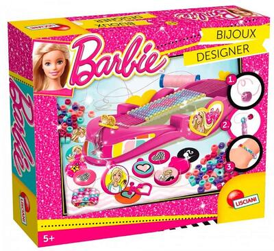 Barbie Creative set Business designer