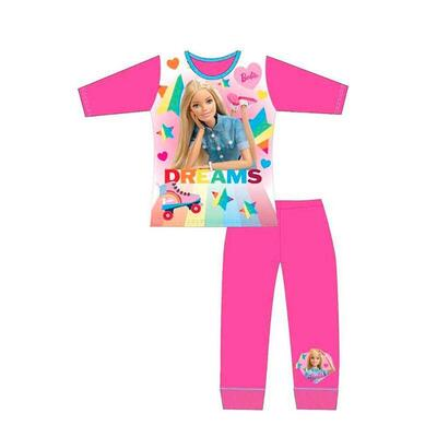 Barbie Dreams pyjamas i pink