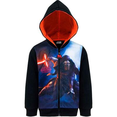 Star Wars hoddie sort the force