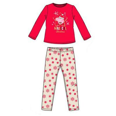 Gurli Gris christmas fleece pyjamas
