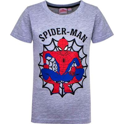 Spiderman kortærmet t-shirt grå