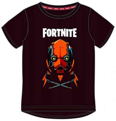 Fortnite kort t-shirt sort Bumblebee