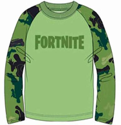 Fortnite LS T-Shirt grøn