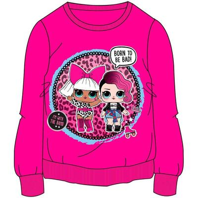LOL Surprise pullover i pink