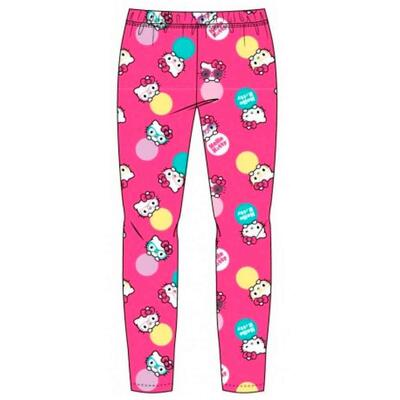 Hello Kitty leggings pink