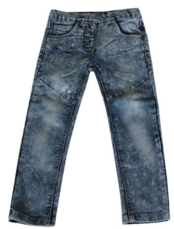 Jeans leggings blå - KIDS-UP
