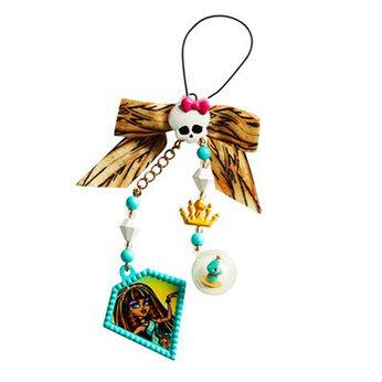 Monster high accessories - Creeperific charms Cleo de Nile
