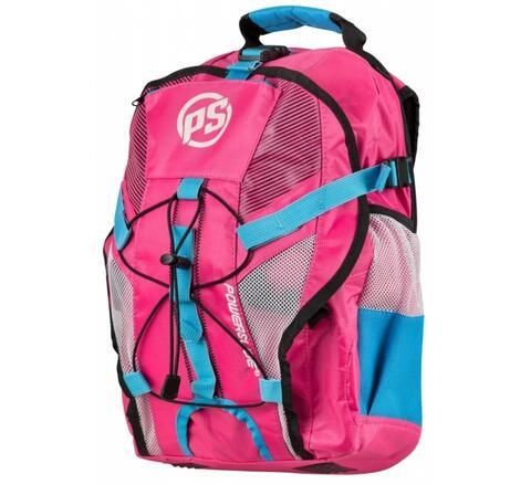 Powerslide Fitness Backpack Pink