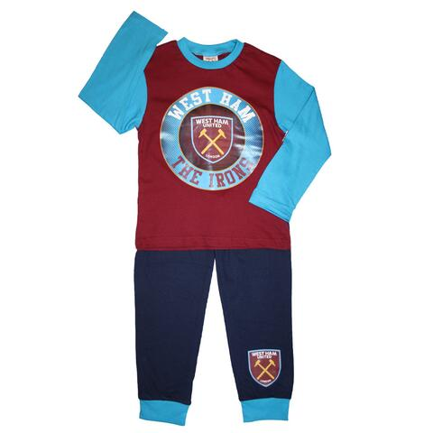 West Ham United Pyjamas, The Irons