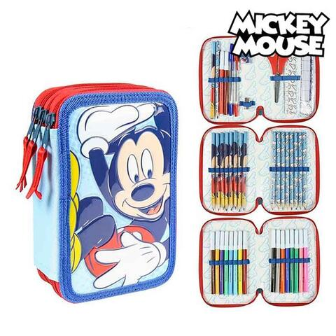 Mickey Mouse Penalhus Tredobblet