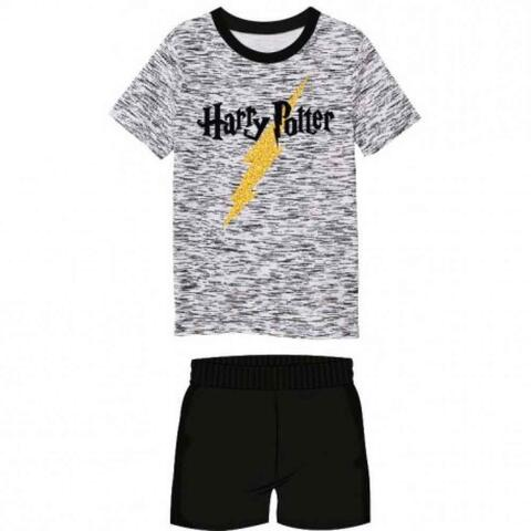 Harry Potter kort pyjamas