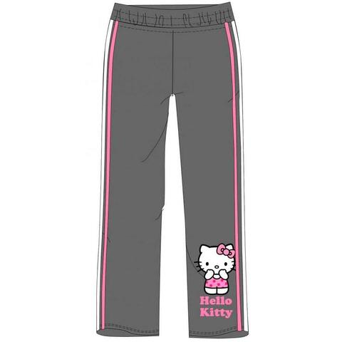 Hello Kitty joggingbukser grå