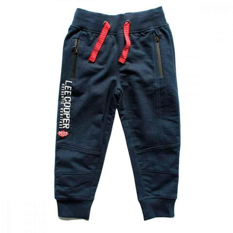 Lee Cooper navy joggingbukser