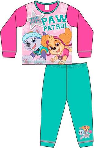 Paw Patrol pyjamas skye og everest