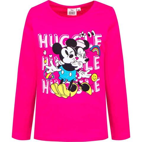 Minnie Mouse Organic T-shirt pink