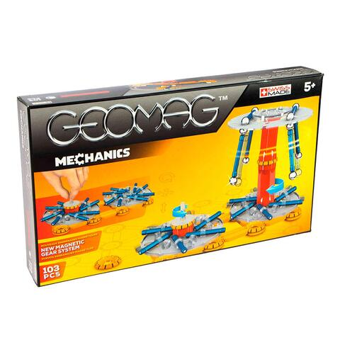 Geomag mechanics 103 dele gear system