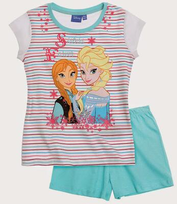"Disney Frost - Pyjamas turkis ""sisters forever"""