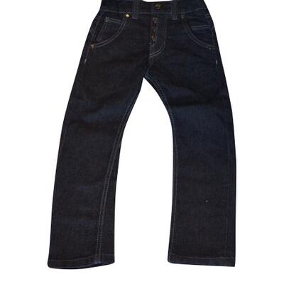 Jeans sort Nordic - KIDS-UP
