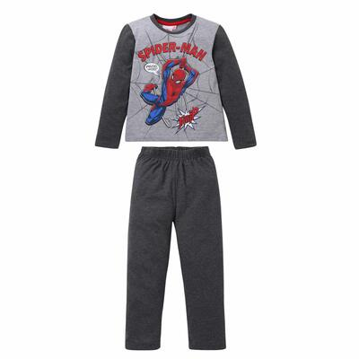 Spiderman Pyjamas i grå