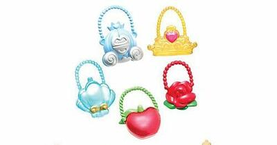 Disney Princess accessories - tasker