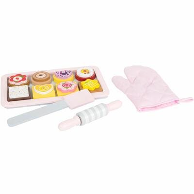 Smallfoot Biscuits Baking Set