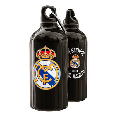 Real Madrid Metal Drikkedunk Black