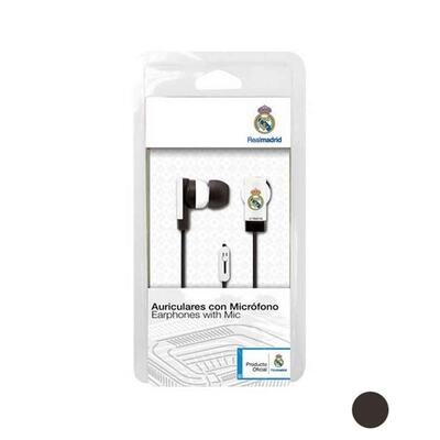 Real Madrid Headset Black