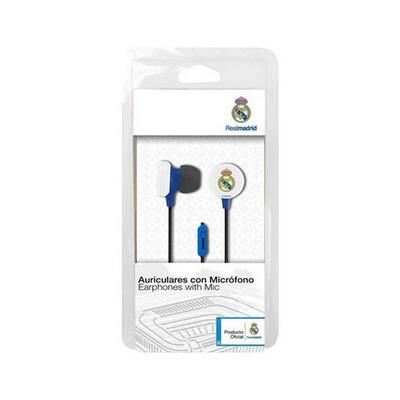 Headset Blue Real Madrid