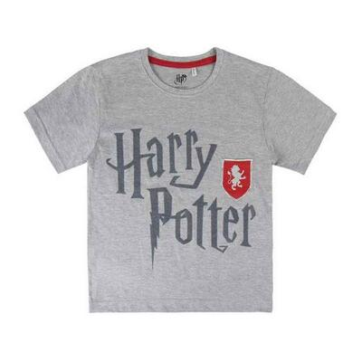 Harry Potter Kortærmet T-shirts Grå