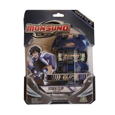 MONSUNO STOCK CLIP CORE-TECH