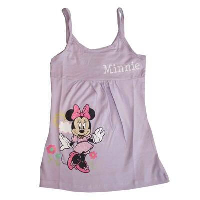Natkjole Disney Minnie Mouse Lilla