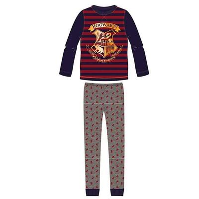 Harry Potter Pyjamas Marineblå