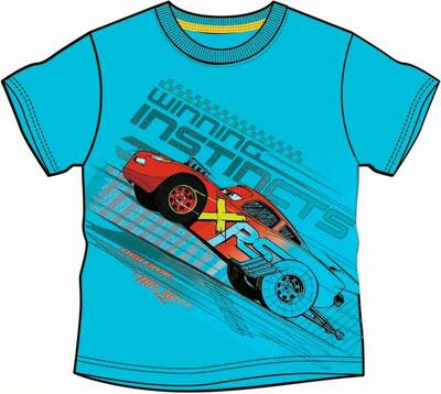 Disney Cars T-shirt McQueen Blå